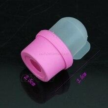 Nail Acrylic UV Gel Polish Remover Soak Soakers Cap Tool Wearable Salon DIY #H056#
