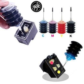 PK TH PH Populaire 680 cartuccia di inchiostro riutilizzabile compatibile per HP Deskjet 2135 2136 2138 3635 3636 3835 4535 4536 4538 4675