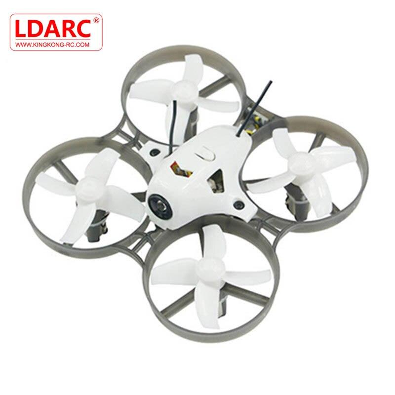 KINGKONG/LDARC MINUSCULE R7 75mm RC Quadcopter Avec 820 Moteur 5.8g 800TVL Caméra F3 Betaflight Flip Sur RC Modèles