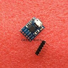 1pcs CJMCU CP2102 MICRO USB to UART TTL Module 6Pin Serial Converter UART STC Replace FT232 NEW for arduino