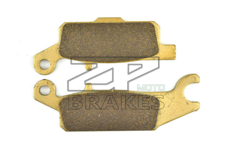 Brake Pads For YAMAHA ATV YFM 250 RSPX/RSEY Special Edition 08-09 YFM 250 RX/RY/RZ/RA/RB/RD Raptor 08-13 10 11 12 Front (Left)