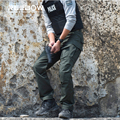 Urbano Táctica Militar Deportes de Los Hombres Pantalones de Carga multi-bolsillos de Policía SWAT Combat Asalto Al Aire Libre Otoño Pantalones de Entrenamiento de Verano