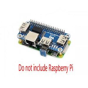 Image 5 - raspberry pi zero W WH Ethernet J45 USB HUB HAT