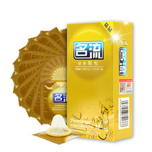 60 Pcs/Lot Hot Sale Quality Sex Products 6 Box of Natural Latex Condoms for Men Adult Better Sex Toys Safer Contraception