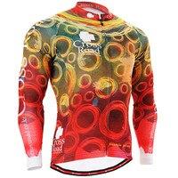 Vente chaude Hommes Cyclisme Vêtements Chine Maillots De Vélo Vélo À Manches Courtes Crossfit Jersey Manches Longues Équitation Vêtements Ropa Ciclismo