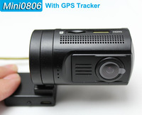 Free Shipping Upgrade Mini 0806 Dash Car Camera DVR Full HD 1296P Ambarella A7LA50 With CPL