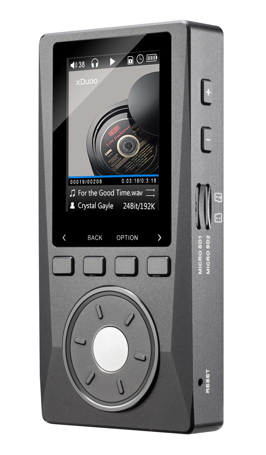 player mp3 music portable audio dsd digital x10 xduoo dac output hifi support optical resolution lossless newest dap chip case
