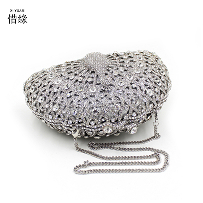 New Women Hand-beaded Clutch Fashion Colored Crystal Evening Bag Pearl Party Handbag Crown Peacock Diamond Chain Shoulder bags new women s retro hand beaded evening bag wedding bridal handbag chain shoulder bag stitching sequins diamond stone day clutches