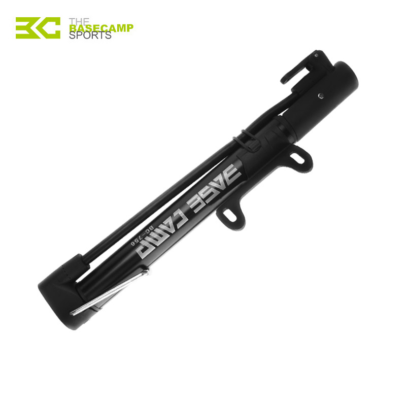 BASECAMP Bike Pump Bicycle Tire Portable Inflator Air Pump Mountain Road Bike MTB Cycling Air Press Frame Accessories H5099