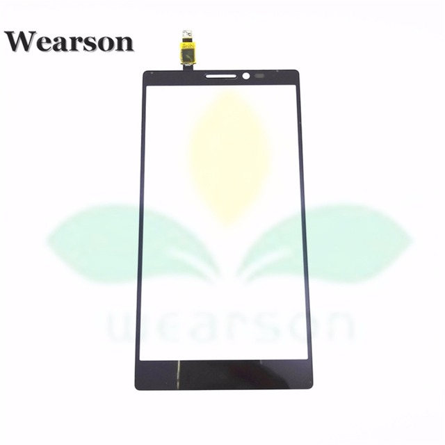 For Lenovo Vibe Z2 pro K920 Digitizer Touch Screen With 3M Glue Original K920 Panel
