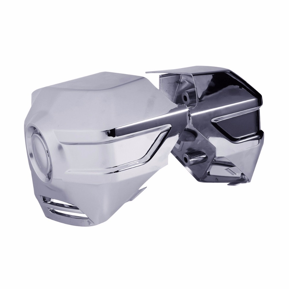 Image 3 - Motorcycle Front Left Right Lower Cowl Cover For Honda Goldwing 1800 GL1800 2018-in Covers & Ornamental Mouldings from Automobiles & Motorcycles