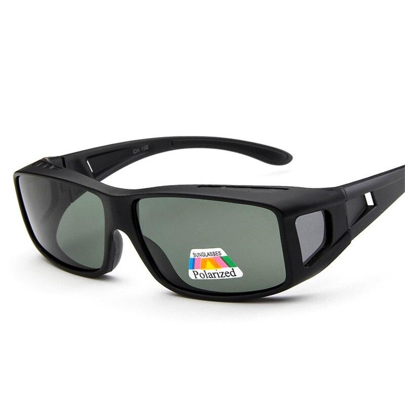 Polarized Vintage Goggles Sunglasses Men New Brand Desinger Sports Sun Glasses Male Profession HD Lenses Glasses UV400