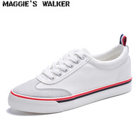Maggie S Walker Women Men Casual Shoes More Colors Spring Lacing Shoes Candy Colored Canvas Shoes