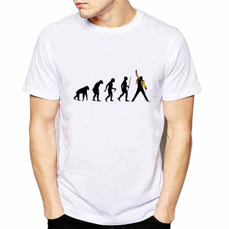 女王ロックバンド Tシャツフレディ · マーキュリーフェニックスライオン動物 Tシャツ音楽チャンピオン Tシャツ新秋服プラスサイズモーダル tシャツ