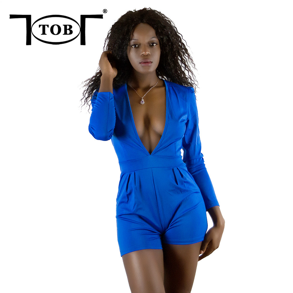 Tob New 2018 Spring Elegant Women Jumpsuits And Rompers -9533