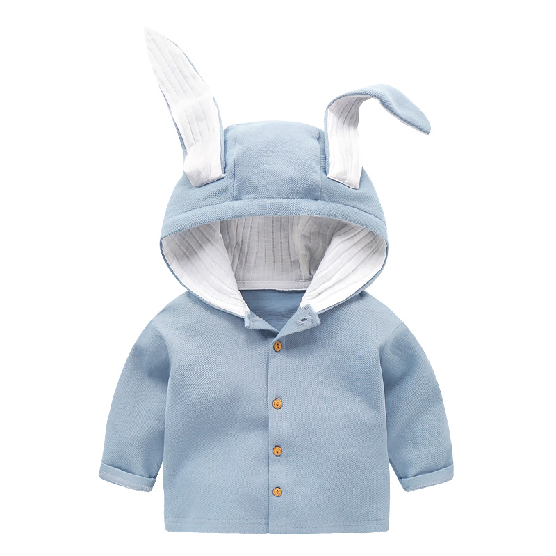 2018 New Baby Clothes Newborn Rompers Baby Girl Jumpsuit Boys Romper Easter Bunny New Born Cotton Infant Clothing Spring Outfits baby rompers cotton long sleeve 0 24m baby clothing for newborn baby captain clothes boys clothes ropa bebes jumpsuit custume