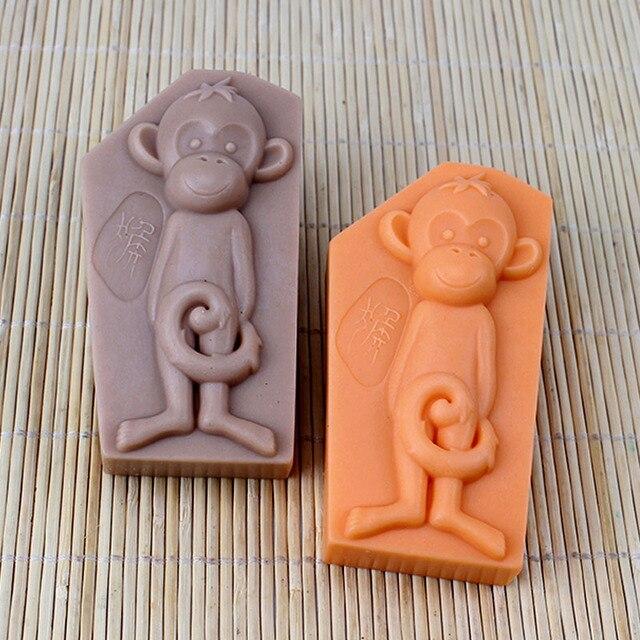 Nicole Moule /à savon en silicone en forme de chien pour chocolat d/écoration de maison R1802 bonbons bricolage