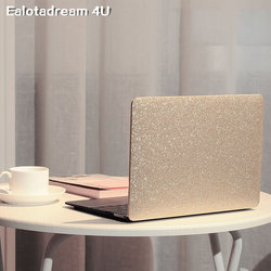 Bling Laptop Case For Macbook Air 11 Hard Cover A1465, Glitter Notebook PC Case For Macbook Air 13/Retina 12 A1706/A1708