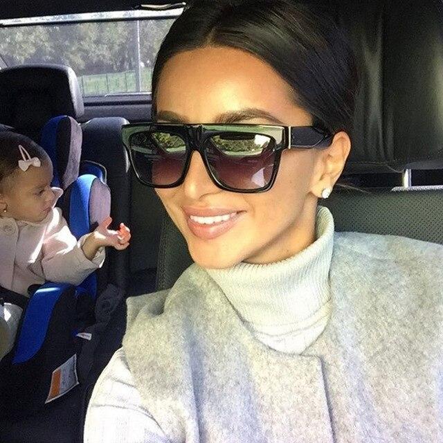 48366756af28 JUSTRUE Vintage Square Sunglasses Women Men Famous Brand Designer Celebrity  Lady 50S Sunglasses SHADOW Female Sunnies Glasses