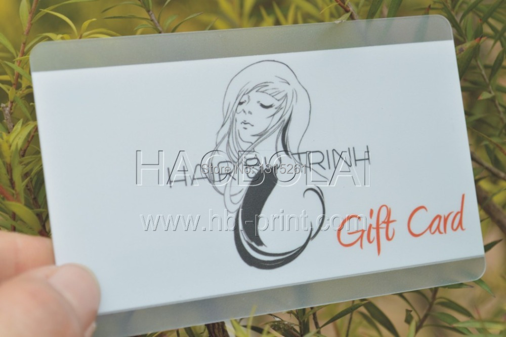 transparent frosted card clear frosted business card overlay ...