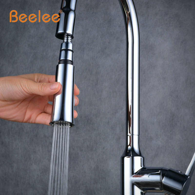 Beelee Best Quality Wholesale And Retail Kitchen Faucet Chrome ...