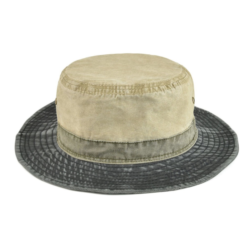 c1f4602d14506 Άνδρες   s καπέλα VOBOOM Summer Bucket Hats Men Fishing Hat Panama Sun  Protection Male Cap Hiking Sombrero Wide Brim Caps 139