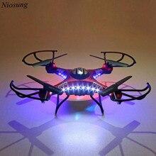 Niosung JJRC H8D RC Quadcopter Drone 5.8G FPV HD Camera+Monitor+ 2 Battery Xmas Gift