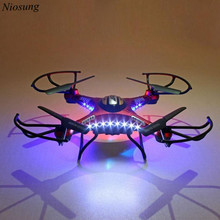 Niosung JJRC H8D RC Quadcopter Drone 5.8G FPV HD Camera+Monitor+ 2 Battery Xmas Gift