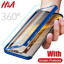 H&A Luxury 360 Full Cover Phone Case For Xiaomi Mi 5 5S Plus
