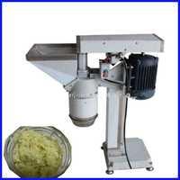 Eenvoudige bediening gember knoflook pasta making machine gember slijpmachine knoflook chopper met CE