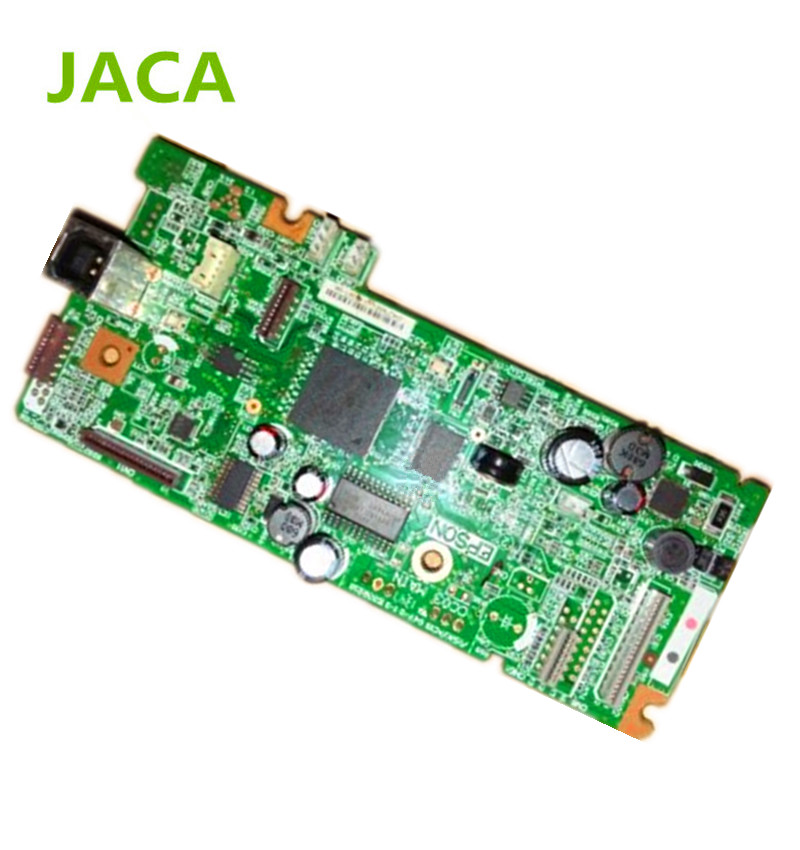 L355 MainBoard for FORMATTER PCA ASSY Formatter Board logic Main Board mother board for Epson L355 printer L210 L220 L455 L555 цена
