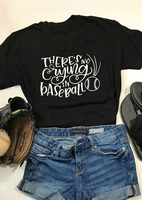 Топы Grunge Tumblr Готическая рубашка нет плача в бейсбольной футболке Новая женская забавная графическая лозунг тройники 90 классная популярная ...