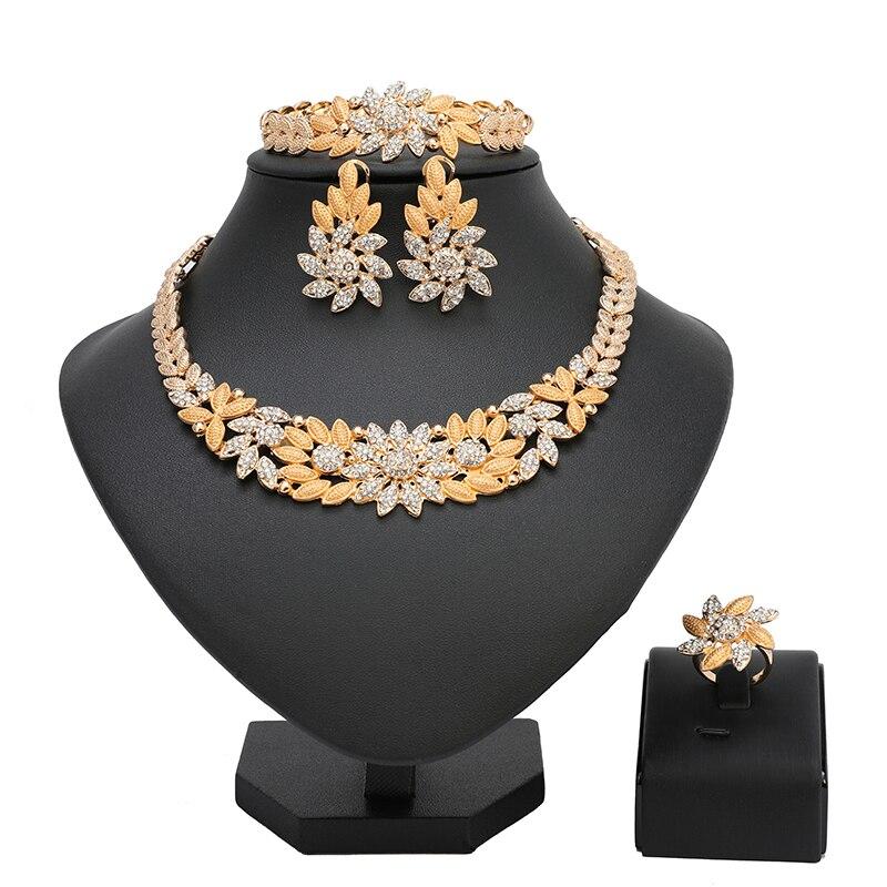 Dubai Gold Color Jewelry...