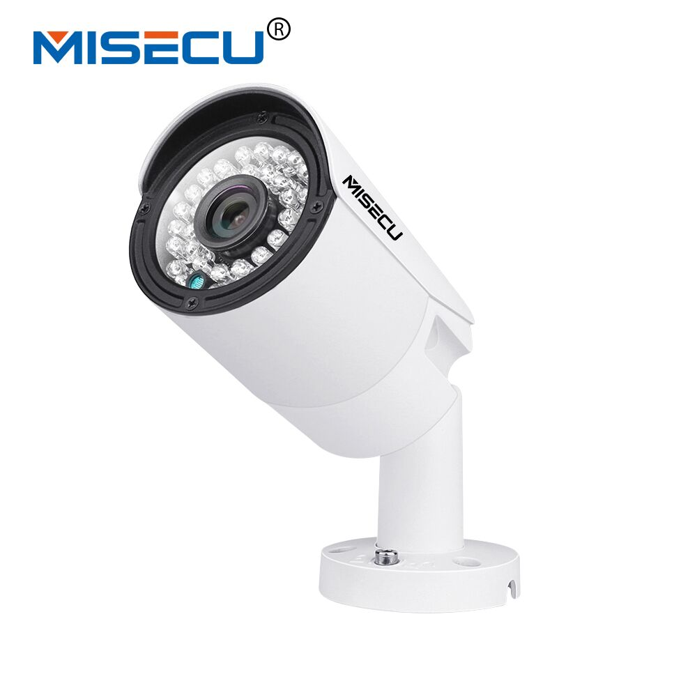 MISECU 4.0MP H.265/H.264 48V POE Hi3516D OV4689 IP Camera Metal wide dynamic 1 RS485 ONVIF 2592*1520 P2P 36 IR Night View Email jsa low illumination h 265 h 264 48v poe ip camera 1 3 wide dynamic full color to fog onvif 1 3mp 2mp camera p2p night view
