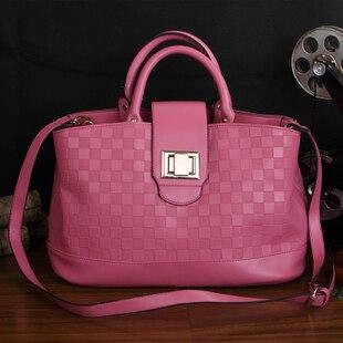 2012 new arrival women's bags fashion solid color women's handbag all-match fashion handbag