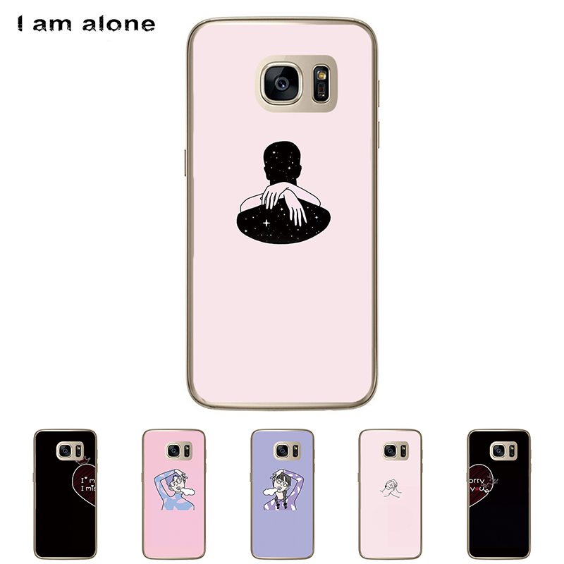 For Samsung Galaxy S2 S3 S4 S5 S6 S6 Edge S7 S7 Edge S8 S8 Plus Solf TPU Silicone Case Mobile Phone Cover Bag Cellphone Housing