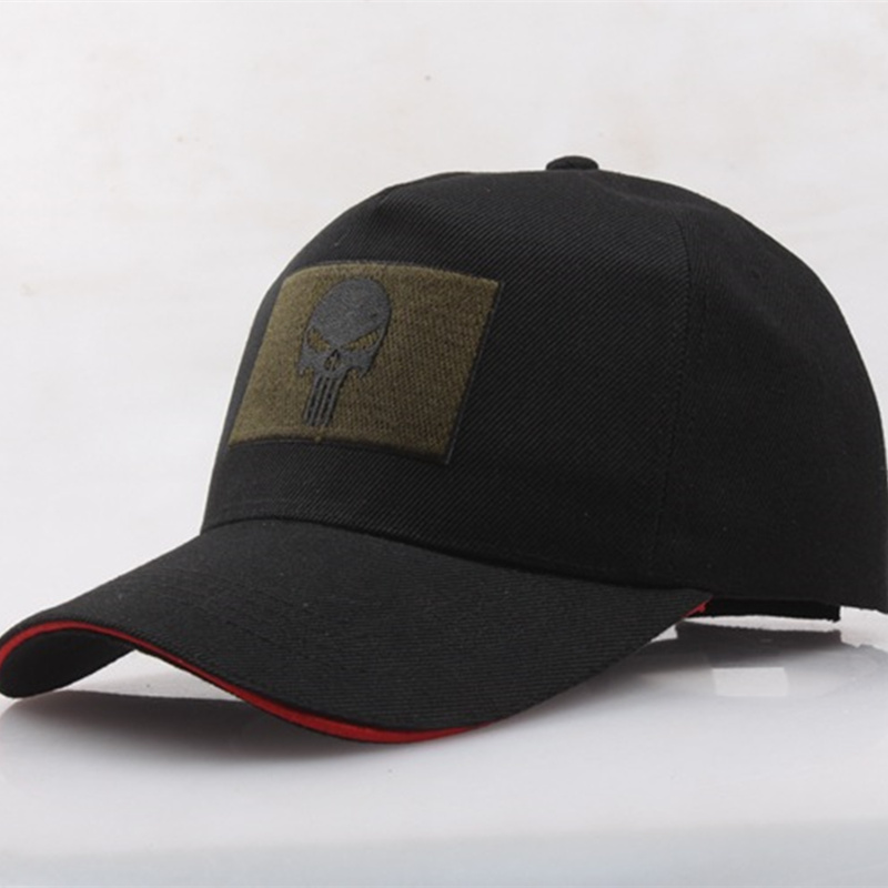 2019 New War Zone Embroidery Baseball Cap Couple Hip Hop Caps Seal Tactical Hat Cotton Fashion Shade Hats