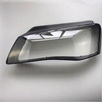 Фар, стекло маски, абажур, прозрачный корпус лампы, a8 D3 маска для Audi 2011 2013 крышка лампы
