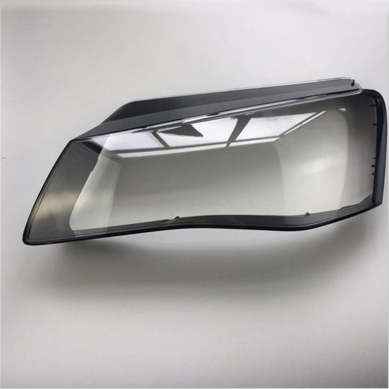 Headlights headlights, glass mask, lampshade, transparent housing lamp, A8 D3 mask for Audi 2011 2013 Lens lamp cover