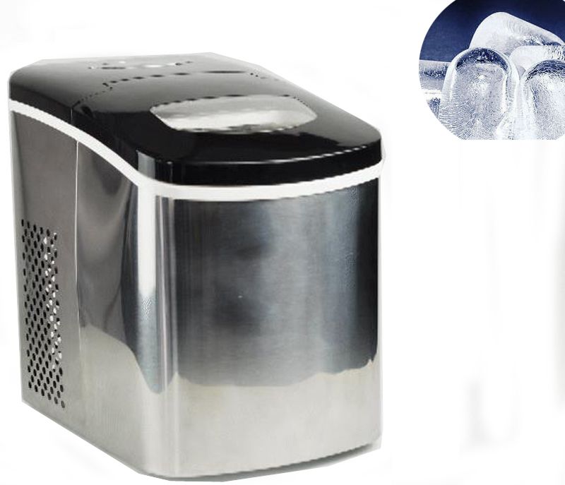 30 maquina de hielo 15kg24h bullet sphere ball ice maker machine for stain steel block making 220v for sale - Ice Machines For Sale