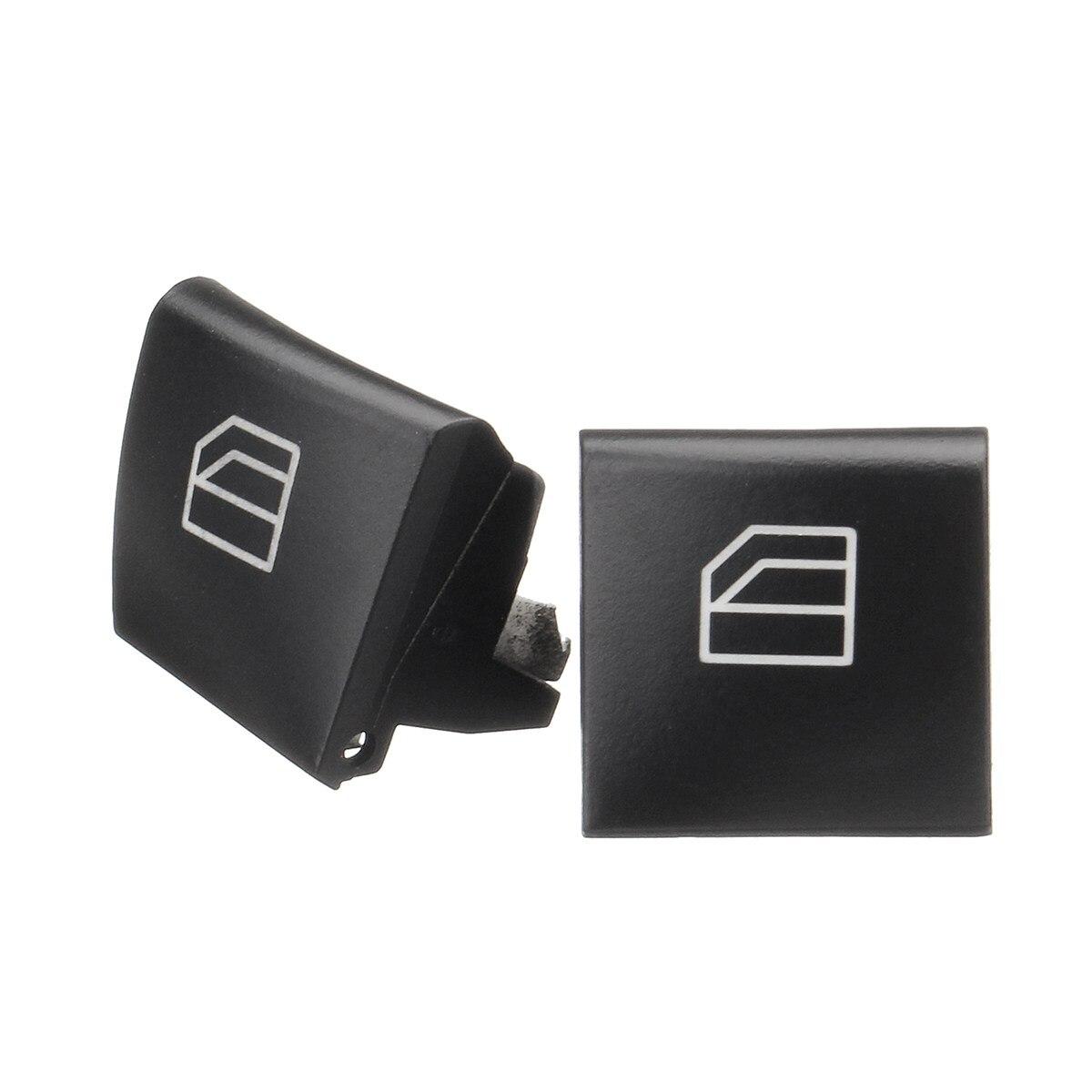 1 Pair Car Window Switch Repair Button Cap Driver Seat Window Control Switch for Mercedes ML GL R Class W164 X164 W251