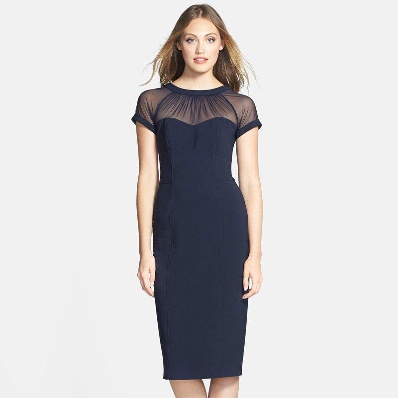 Aliexpress.com : Buy European summer new women dress simple OL ...