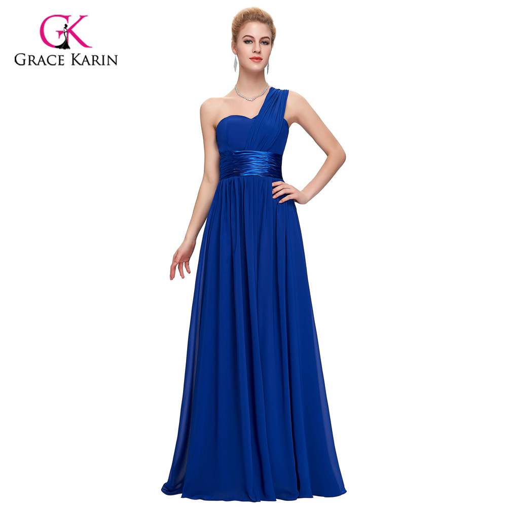 Long bridesmaid dresses 2017 grace karin women one for Wedding party dresses for women
