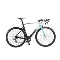Sobato 2016 New Complete Full Carbon Fiber Road Bike Bicycle 22 Speed 50mm Depth Carbon Wheelset