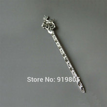 цены на China's Tibetan hand-made silver ornaments/Tibetan silver hairpin of arts and crafts  в интернет-магазинах