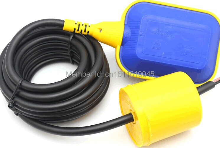3m Water Tank Level Controller Float Switch Liquid Fluid