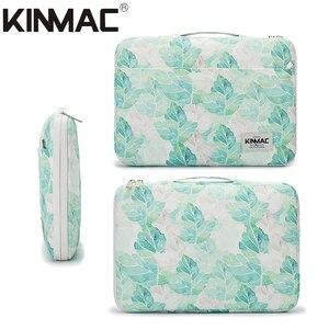 "Image 3 - 2020 New Brand Kinmac Handbag Sleeve Case Laptop Bag 14"",15"",15.4"",Bag For MacBook Air Pro,Wholesale Free Shipping KS021"