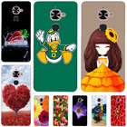 For Leeco Le Pro 3 AI Case Cute Cartoon Cat Back Cases For Letv Leeco Le Pro 3 AI Edition Cover X650 X651 Animal Funda 5.5