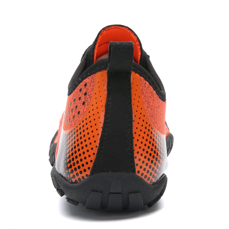 Outdoor men shoes Women Aqua Swimming Footwear Seaside Walking Sapatilhas Cheaper Breathable Quick dry Beach Five fingers Shoes in Upstream Shoes from Sports Entertainment