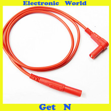 Safety Banana Silicone Wire